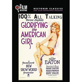 Glorifying the American Girl [DVD] USA import