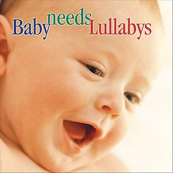 Carol Rosenberger - Baby Needs Lullabys [CD] USA import