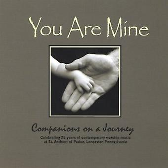 Companions on a Journey - You Are Mine [CD] USA import
