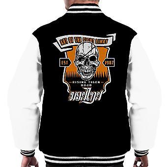 Tiger Rising Street Fighter Men's Varsity Jacket