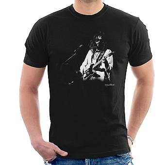 T-shirt uomo Neil Young Manchester Palace 1973