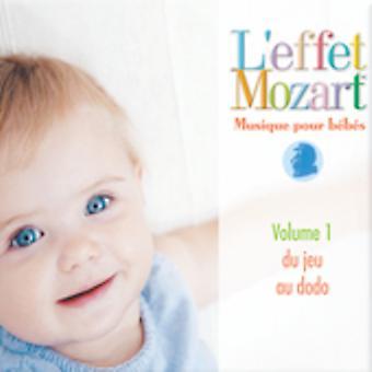 L'Effet Mozart Musique Pour Bebes - L'Effet Mozart: Musique Pour Bebes, Vol. 1 [CD] USA import