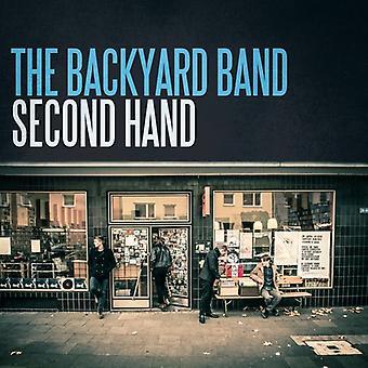 Backyard Band - Second Hand [CD] USA import