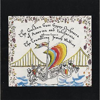 Golden Gate Gypsy Orchestra - Travelling Jewish Wedding [CD] USA import