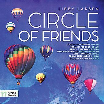 Larsen / Macomber / Fischer / Kierman / Mentzer - Circle of Friends [CD] USA import