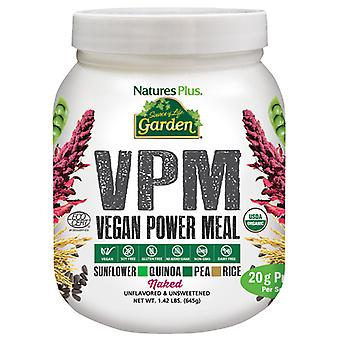 Natures Plus Source Of Life Garden VPM Naked Protein 630g