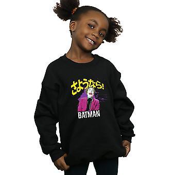 DC Comics jenter Batman TV serien Joker feilindikator Sweatshirt