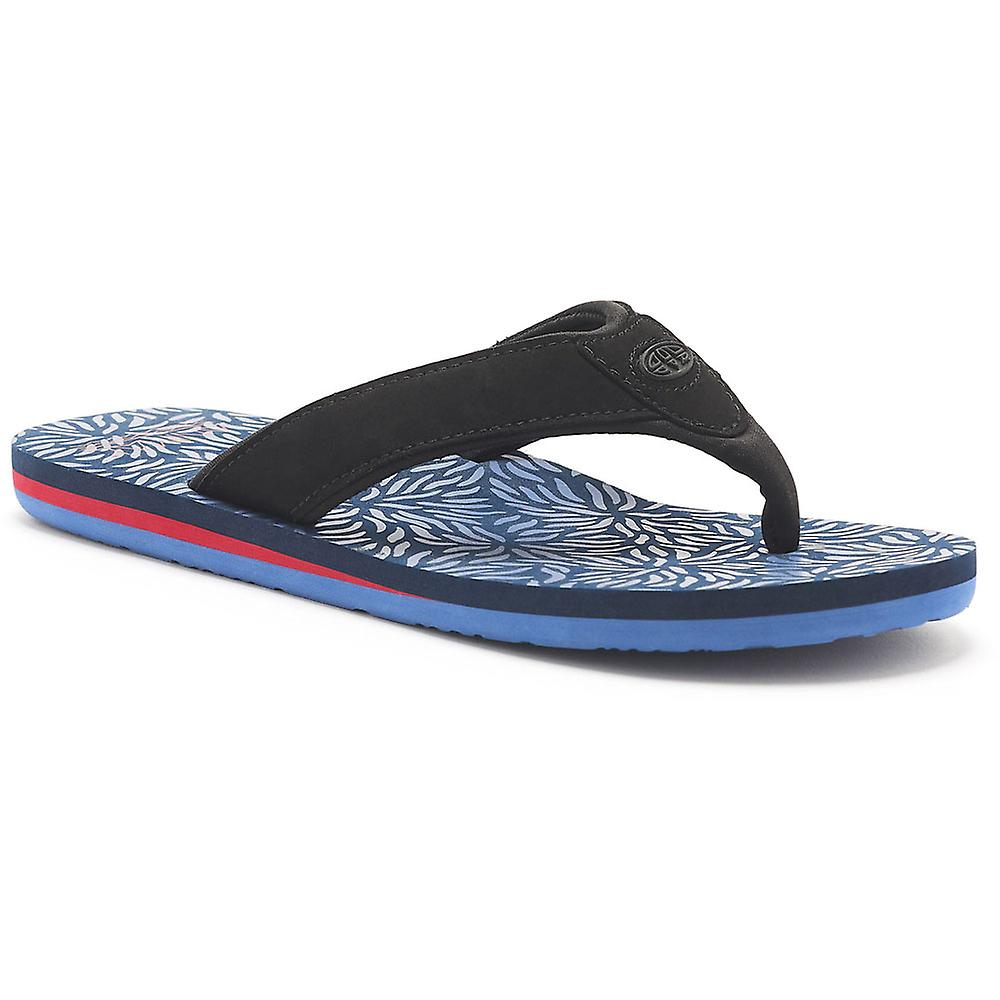 Animal Mens Hyde Casual Summer Slip On Beach Holiday Sandals Flip Flops Shoes