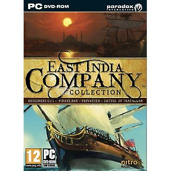 East India Company Collection (PC DVD) - As New