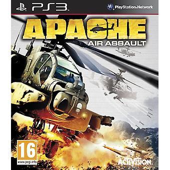 Apache Air Assault (PS3) - Uusi
