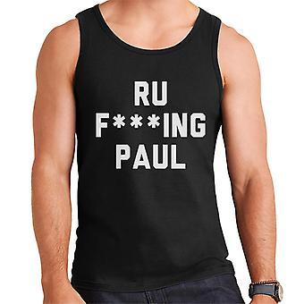 Ru Fking Paul mænds Vest