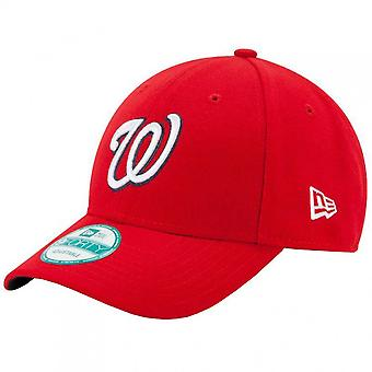 New era Cap - MLB LEAGUE Washington Nationals red 9Forty