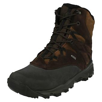 """Hombres Merrell Walking Boots Thermo Shiver 8"""" WTPF J15895"""