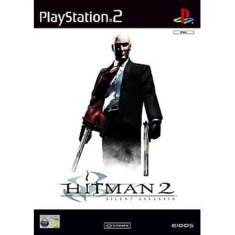 Hitman 2 Silent Assassin (PS2) - New Factory Sealed