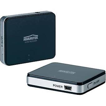 Marmitek Subwoofer Oriunde 635 Wireless RCA (set) 40 m 2.4 GHz