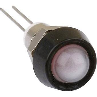 Mentor *M.5040 LED socket Metal Adequado para led 5 mm Parafuso