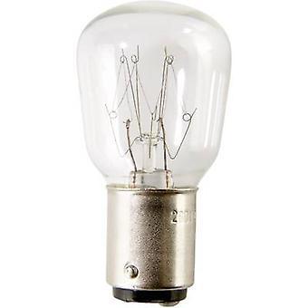 Auer Signalgeräte lámpara bombilla GL26 # 230/240 V 25W, BA15d