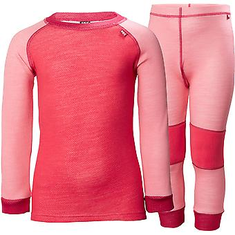 Helly Hansen Boys & Girls Lifa Merino Wool Baselayer Set