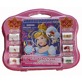 Disney Princess 'Finish The Scene' Activity Set