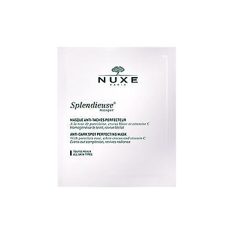 NUXE Splendieuse Anti-Dark Spot Perfecting Mask 6 x 21ml