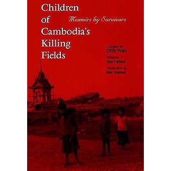 Crianças dos campos de extermínio do Camboja - memórias sobreviventes (nova edição do