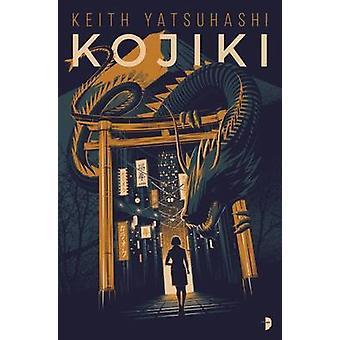 كوجيكي قبل كيث ياتسوهاشي-كتاب 9780857666147