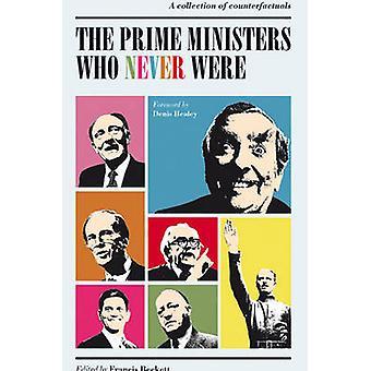 De premiers die waren nooit - een verzameling van Counterfactuals b