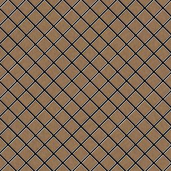 Metall mosaik TITANLEGERING Diamond-Ti-AB