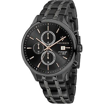 Maserati Men's Watch R8873636003 Chronographs