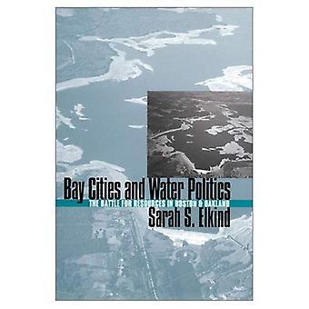 Bucht Städte und Wasser-Politik