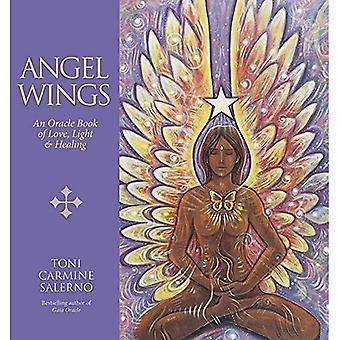Angel Wings: An Oracle Book of Love, Light & Healing