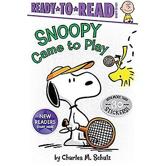 Snoopy Came to Play (Peanuts)