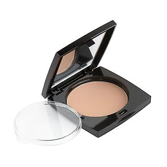 HD BROWS Foundation Pressed Mineral Powder Compact Shade No 7: Dark