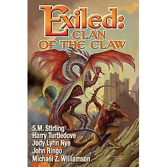 Exiled - Clan Of The Claw by S. M. Stirling - 9781439134412 Book
