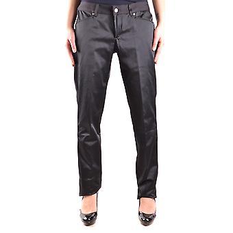 Liu Jo Ezbc086053 Women's Black Nylon Pants