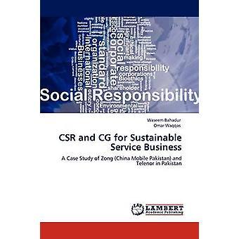 CSR e CG per Business sostenibile servizio di Bahadur & Waseem