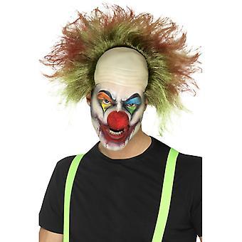 Olycksbådande clown peruk