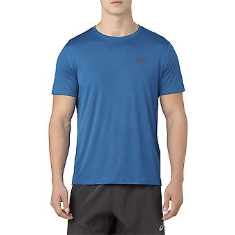 Asics Silver Short Sleeve Top - SS21