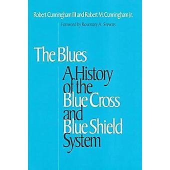 ブルース - ローブで青い十字および青い盾システムの歴史