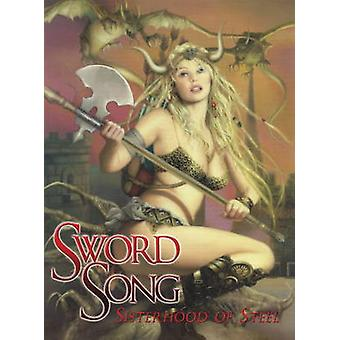 Sword Song - Sisterhood of Steel by Sal Quartuccio - 9780865621893 Book