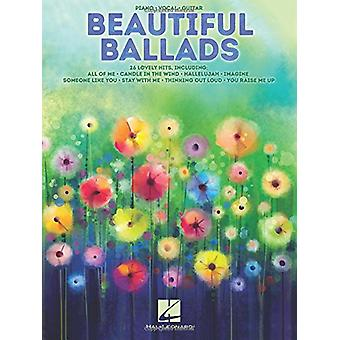 Beautiful Ballads by Hal Leonard Corp - 9781540003966 Book