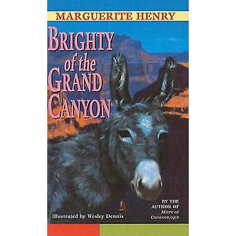 Brighty of the Grand Canyon by Marguerite Henry - Wesley Dennis - 978