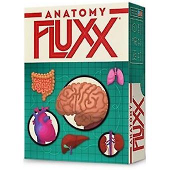 Looney Labs LON00084 Anatomy Fluxx Games