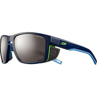 Julbo Shield blue dark blue/green Spectron 4