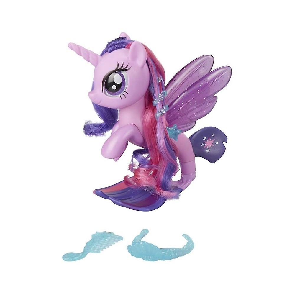 Min lilla ponny glitter & Style Sea Pony Twilight Sparkle