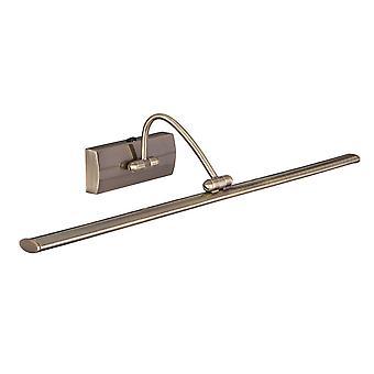 Comprimento 64cm - holofote 2982-81AB luz - bronze antigo - imagens do LED 24W