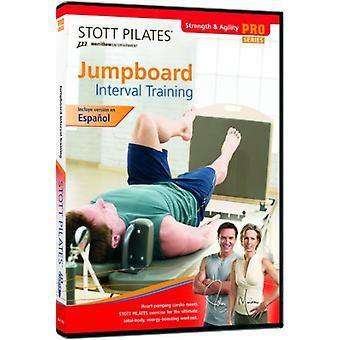 Stott Pilates: Jumpboard Interval Training [DVD] USA import