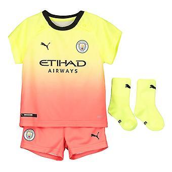 2019-2020 Manchester City tredje baby Kit