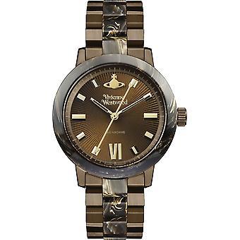 Vivienne Westwood Marble Arch Brown Ladies Watch VV165BRBR