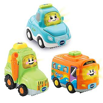 VTech Toot Toot Drivers 3 Car Pack Everyday Vehicles